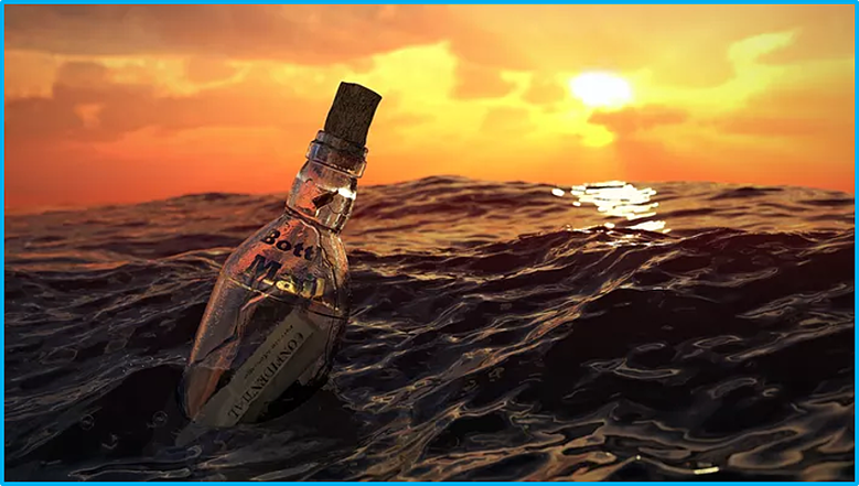 Communication Message in a bottle Published 20Feb19