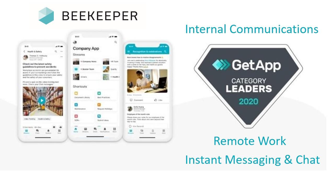 GetApp Category Leader Categories